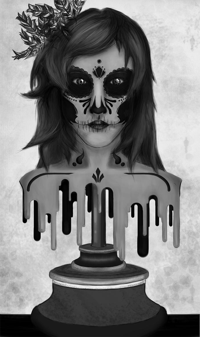 La Muerte by KaueDalcin