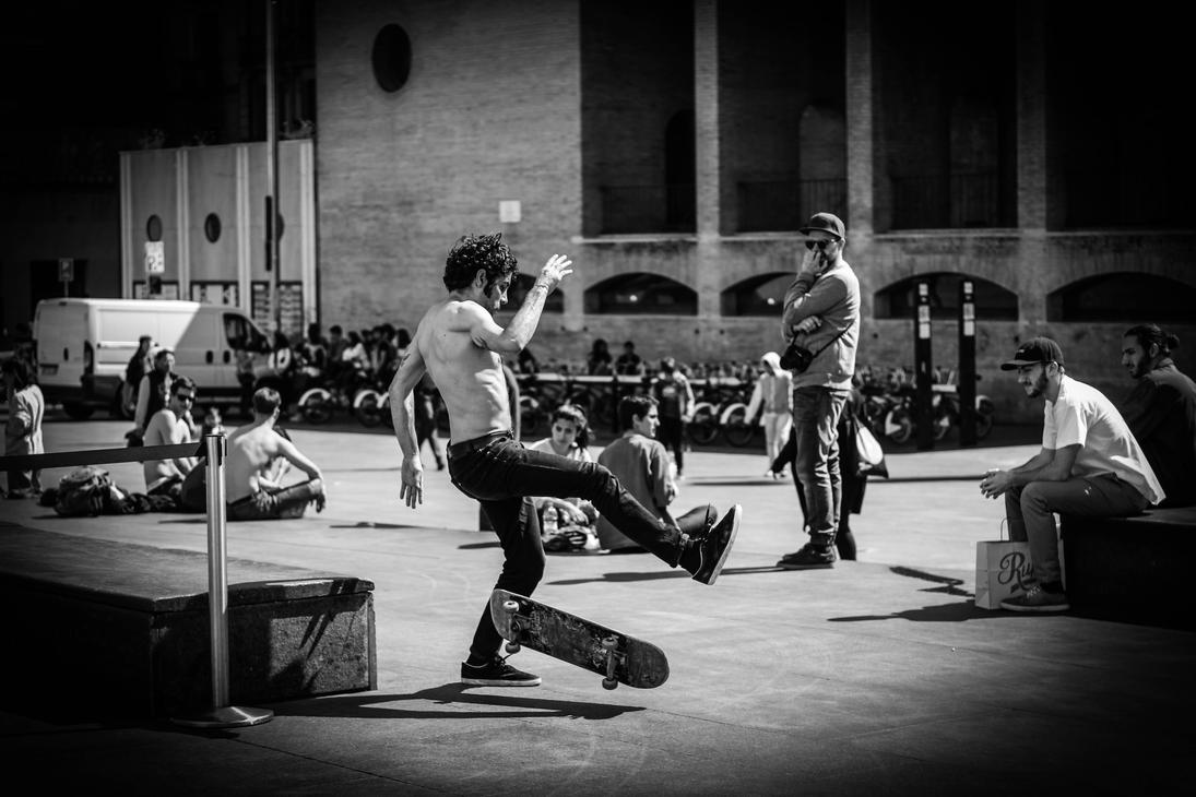 Skaters by LukaStevens