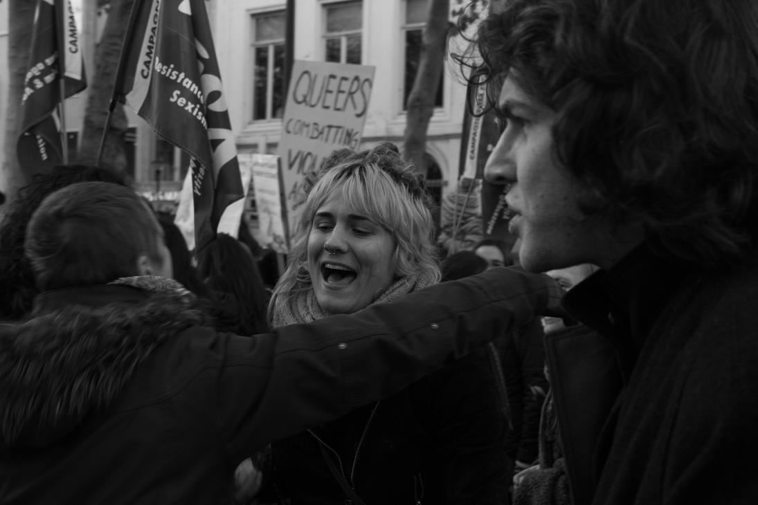 Protest by LukaStevens