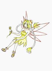 Daffodil by SarunaN