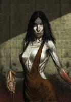 Female Vampire, by Wiggers123