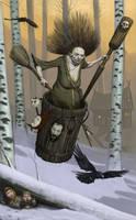 Baba Yaga by Wiggers123