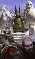 Dwarf Lords by Wiggers123