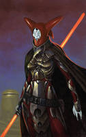 Star wars Female Sith Lord by Wiggers123