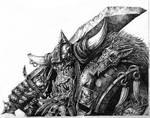 Orc-Warhammer