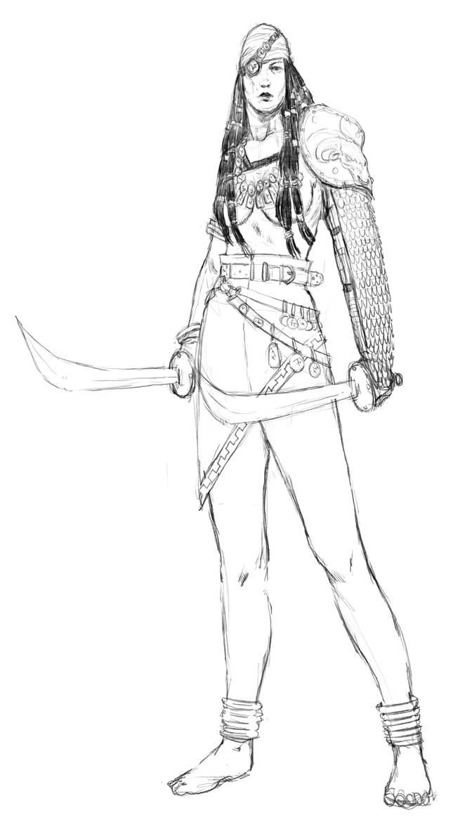 Female-pirate