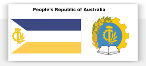 People's Republic of Australia by Sir-Conor