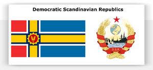 Democratic Scandinavian Republics by Sir-Conor