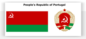 People's Republic of Portugal by Sir-Conor