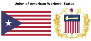 Union of American Workers States by Sir-Conor