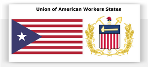 Union of American Workers States