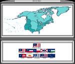 American Empire Map