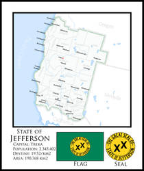 State of Jefferson by Sir-Conor