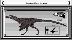 Dinosauriform Dragon