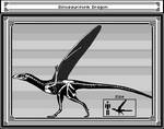 Dinosauriform Dragon Skeleton