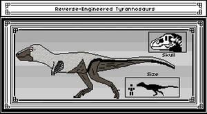 Reverse-Engineered Tyrannosaurs