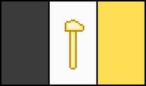 Pixel Personal Flag