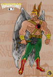 The Winged Defender