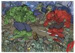 Hulk VS Hulk  Ver.01