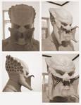 WIP : Big Ol' Predator - HEAD