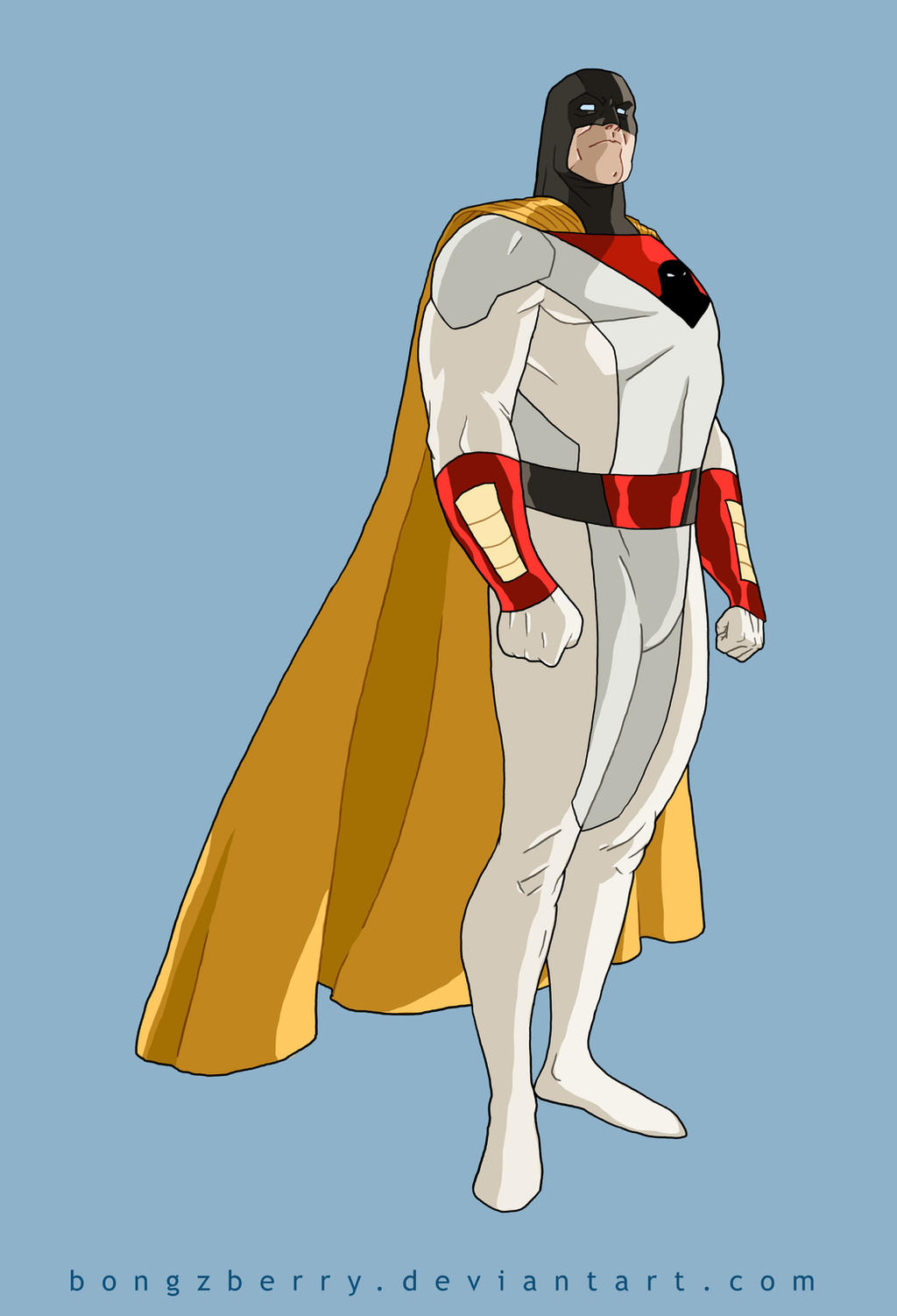 Space Ghost by BongzBerry