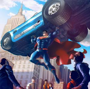 Superfly Shelby Cobra
