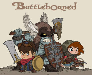 Battleborned Featuring Brommer Crowbait