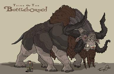 Battleborned Fauna: Guldakk by BongzBerry