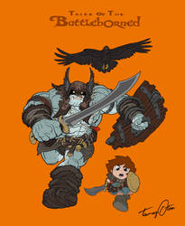The Battleborned Trio by BongzBerry