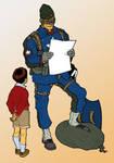 1940s Captain America