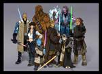 Force Chronicle : JEDI