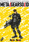 MGS : Solid Snake