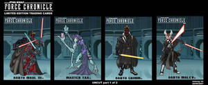 Force Chronicle: Sith. part 1