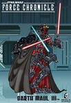 Force Chronicle: DARTH MAUL 3