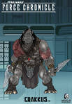 Force Chronicle : GRAKKUS