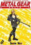 MGS : Sniper Wolf