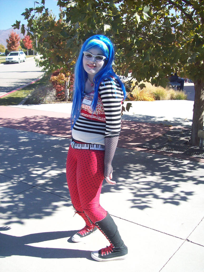 ghoulia yelps cosplay by emmers591 - Ghoulia Yelps