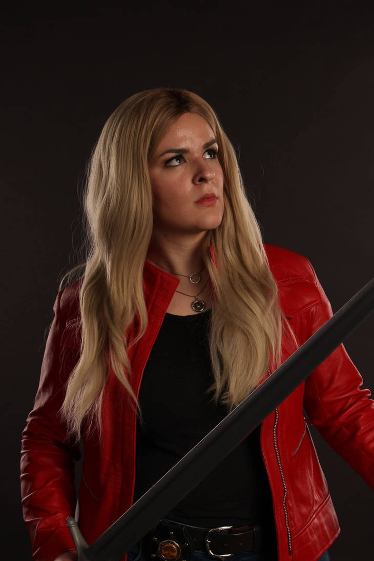 4ec5c2973 Emma Swan Red Jacket Cosplay by emmers591 on DeviantArt