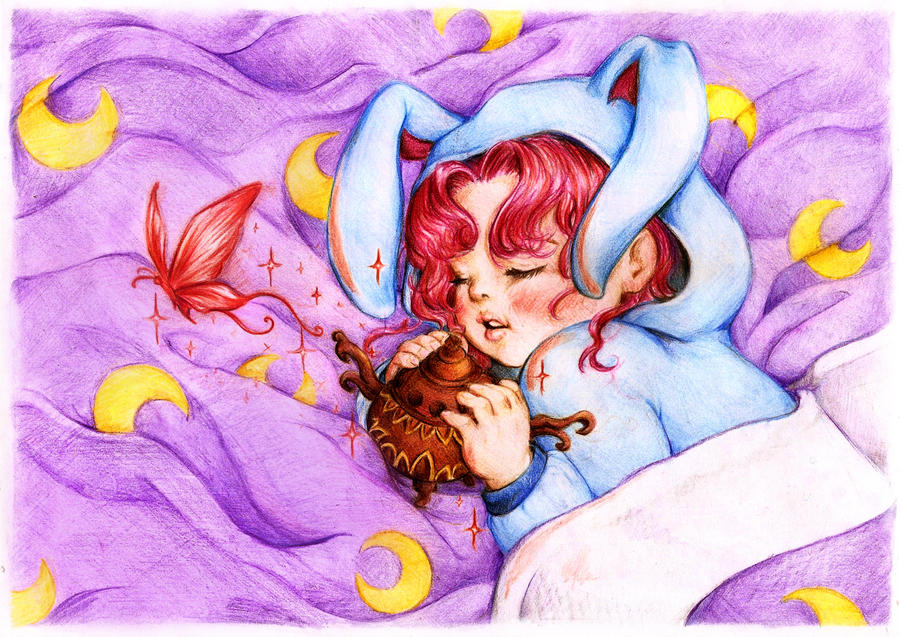 -LUNAS-MOONLIGHT Sweet_dreams_chibi_chibi_by_0ayu_chan0-d39lphk