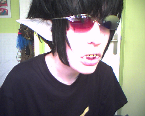 Homestuck Cosplay - Pagina 2 New_sollux_shirt__by_doom666puppy-d4wt4bv