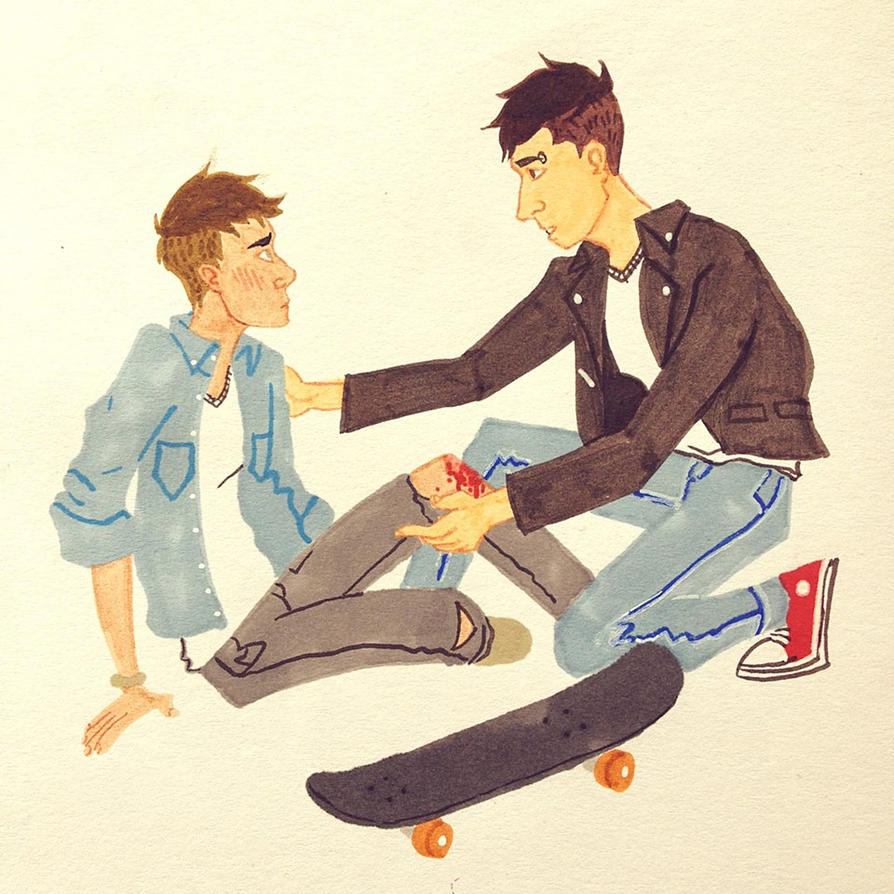 Skaterboyfriends by spitfire-productions