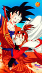 Kame Warriors: Flying time! by LadyYomi