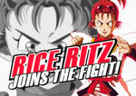 Dragon Ball FighterZ: Rice Ritz joins the fight! by LadyYomi
