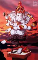 Dream #119: Lord Ganesha, REMAKE! by LadyYomi