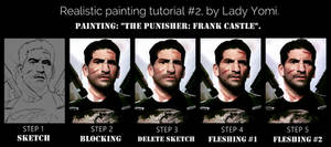 Tutorial: 5 STEP Realistic digital painting!
