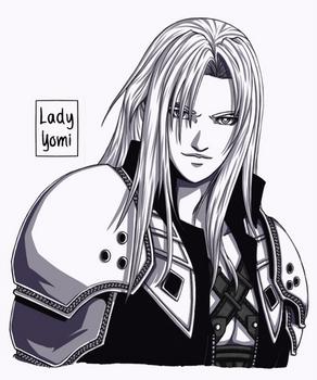 FFVII REMAKE: Sephiroth!