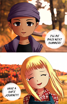 Harvest moon: See you later, Kai! (REMAKE)