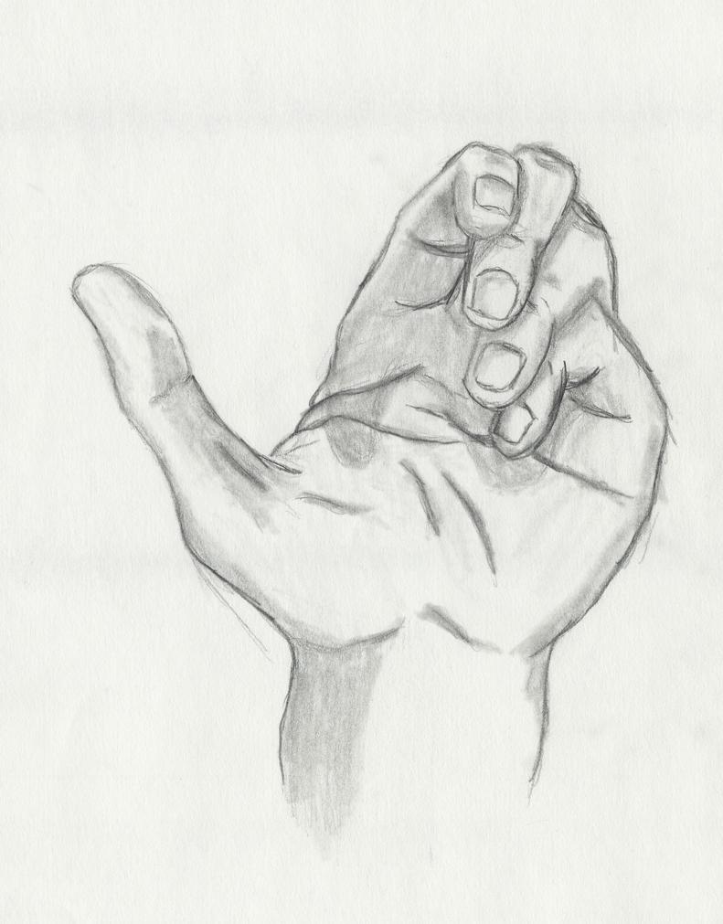 Hand-Sketch-3 by SirCartoon