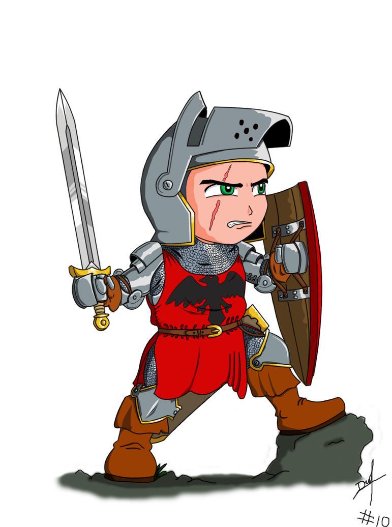 chibi knight 2