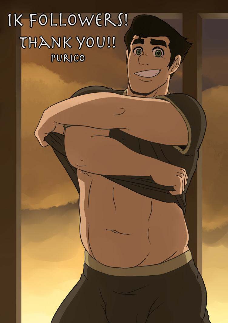 Bolin - Thank You 1K Followers! by puricoXD